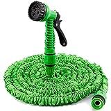 Best Hose 100 Feet Extra Durables - iHose Magic 200ft Expandable Flexible Garden Water Hose Review