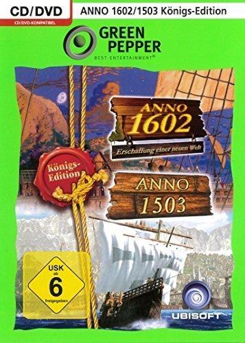 Anno 1503 Königsedition + Anno 1602 Königsedition (PC)
