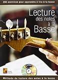 Tauzin Bruno Lecture Des Notes A La Basse Bass Guitar ...
