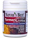 Turmeric 10,000mg – one of the UKs strongest and purest – 60 tablets, UK-made