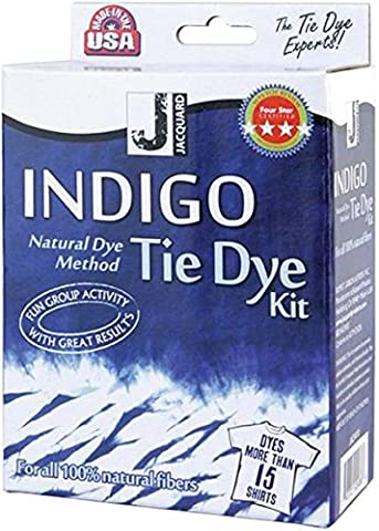 Jacquard Products Mini Indigo Tie Dye Kit-