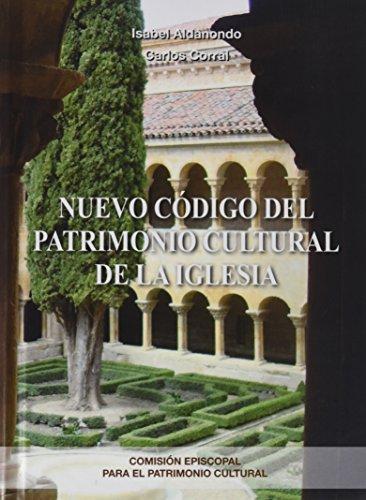 Nuevo Código del Patrimonio Cultural de la Iglesia
