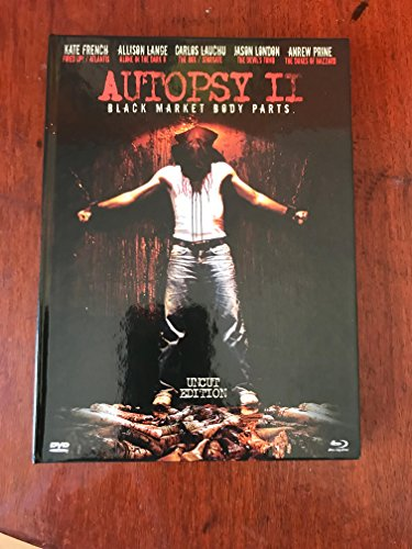 Autopsy II - Black Market Body Parts - Uncut [Blu-ray] [Limited Edition]
