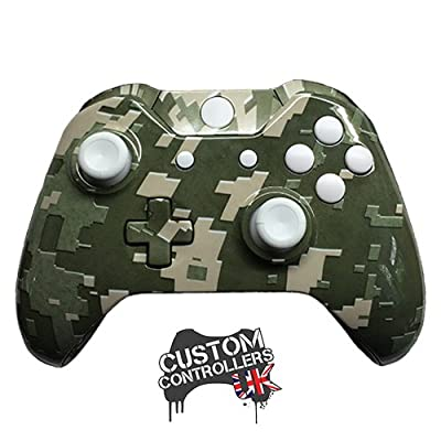 Xbox One Custom Controller - Digital Camo
