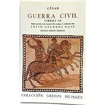 Guerra civil i-ii (bilingue) (VARIOS GREDOS)