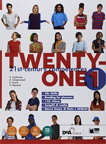 Twenty-one. Student's book-Workbook. Con Map