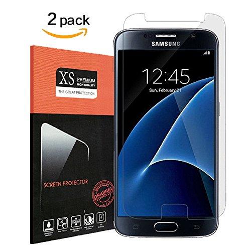 Panzerglas Displayschutzfolie für Galaxy S7, Spaylear 9H Härte, Anti-Kratzen, Anti-Öl, Anti-Bläschen, Panzerglas Schutzfolie Displayschutzfolie für Samsung Galaxy S7
