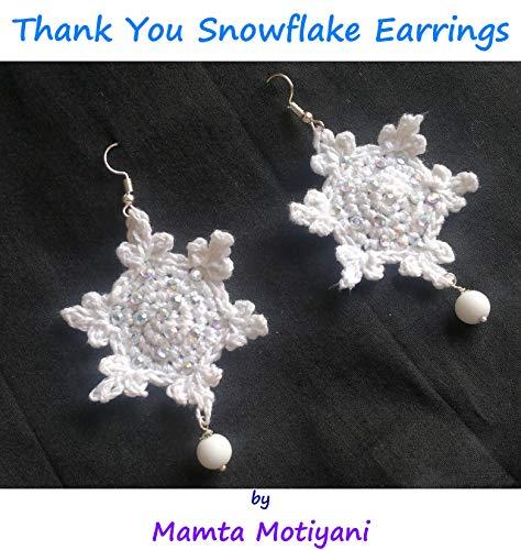 Earrings: An Easy Crochet Jewelry Pattern For Women (English Edition) ()