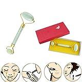 Funwill Royal Jade Roller Massager Slimming Tool Facial Face Massage-Rejuvenates Face and Neck Skin,Face Slimmer