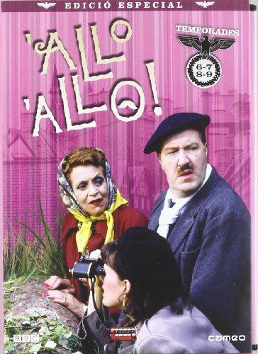 Allo, Allo – Temporades 6-9 [DVD] 51ulsFApSwL