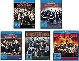Chicago Fire - Staffel Eins bis Fünf im Set - Deutsche Originalware [26 Blu-rays]