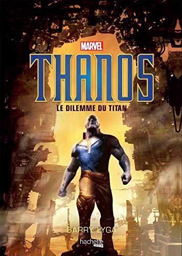 Roman Thanos par Barry Liga
