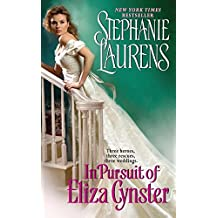 In Pursuit of Eliza Cynster: A Cynster Novel (Cynster Sisters Trilogy, Band 2)