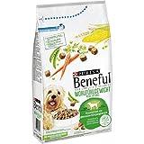 Purina Beneful Hundetrockenfutter Wohlfühlgewicht (mit Huhn, Gartengemüse und Vitaminen) 6er Pack (6 x 1,5kg) Beutel