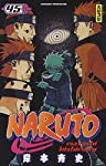 Naruto Edition simple Tome 45