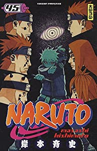 Naruto Edition simple Tome 45