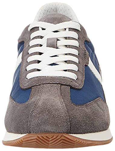 Geox  U VINTO D, Chaussures homme gris/blanc
