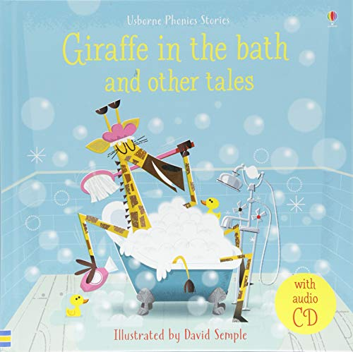 Giraffe in the Bath and Other Stories. Book + CD (Phonics Readers)