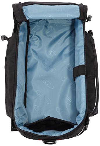 Norco Idaho - Gepäckträgertasche mit Regenhülle Schwarz