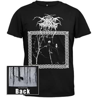 Darkthrone - Mens Taakeferd T-shirt - Large Black
