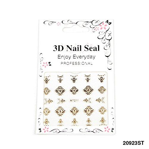 Sticker mit schönen Ornamenten ()