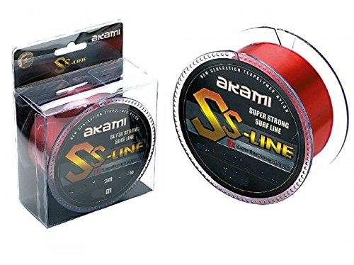 Akami SS Line Super Strong Surf Line Hilo 0.35mm...