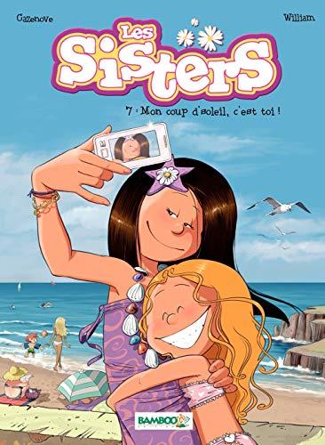 Les Sisters: Mon coup d'soleil, c'est toi ! par Cazenove