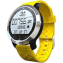 SUNUNITEC F69 da nuoto impermeabile IP68-Orologio Smart con funzione chiamata