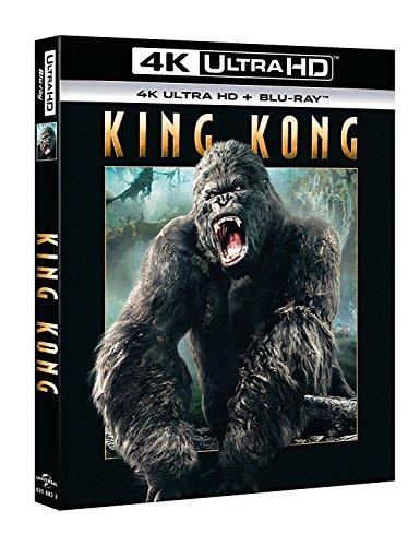 King Kong (Blu-Ray 4K UltraHD + Blu-Ray)