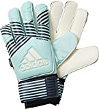 adidas Erwachsene Ace FS Replique Torwarthandschuhe, Energy Aqua f17/Energy Blue s17/Legend Ink f17/Trace Blue f17, 10