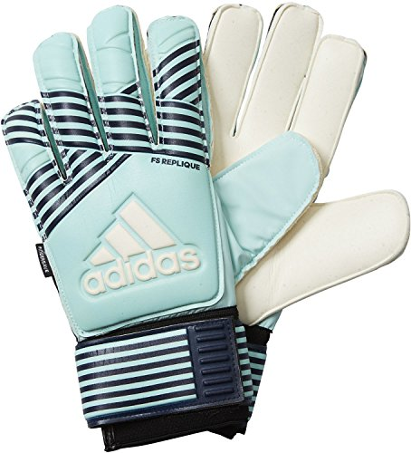adidas Erwachsene ACE FS Replique Torwarthandschuhe, Energy Aqua f17/energy s17/legend Ink f17/Trace Blue f17, 10