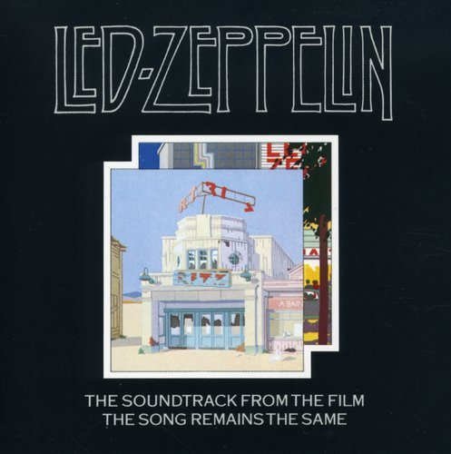 The Song Remains The Same (Soundtrack From The Film)