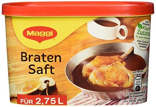 Maggi Bratensaft, 3er Pack (3 x 2,75 l Dose) -