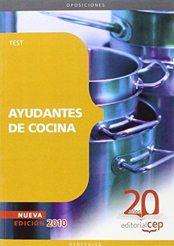 Ayudantes de Cocina. Test (Colección 96) por Sin datos