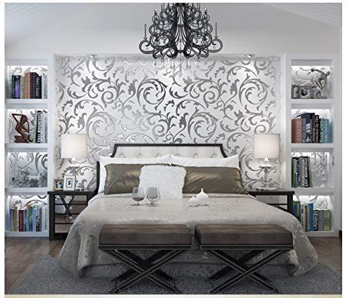 bstraktes Blatt Moderne Vliestapete Poster Wand-dekor Für Hotel Büro Wohnzimmer Küche ()