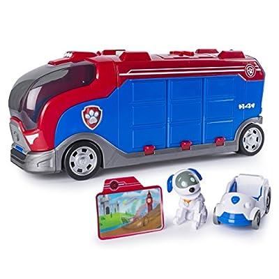 Spin Master Paw Patrol Sub Patroller vehículo de Juguete - Vehículos de Juguete (Rojo, Blanco, Amarillo, Avión, 3 año(s), Niño/niña, Interior, China) de Spin Master