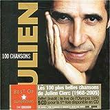 100 Chansons : Julien Clerc (Coffret 5 CD)