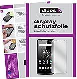 dipos I 6X Schutzfolie klar passend für Oukitel K10 Folie Bildschirmschutzfolie