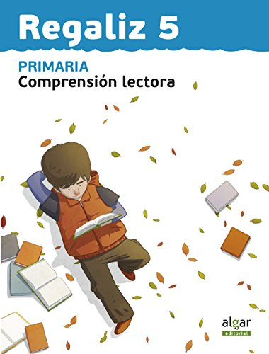 Regaliz, lengua, comprensión lectora, 5 Educación Primaria, 3 ciclo - 9788498455397