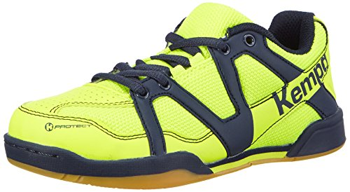 Kempa Team Junior, Unisex Kids' Handball Shoes