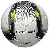 Spokey Unisexe Energy Cuir synthétique + PU 4Options de Football 4, Vert, Taille Unique