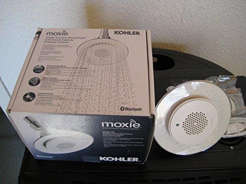 Kohler Moxie Duschkopf mit integriertem Lautsprecher