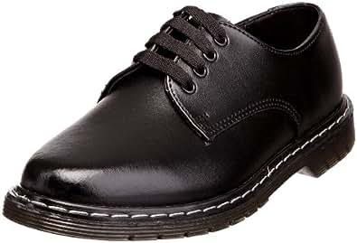 Toughees Shoes Youth Diem Black School Shoe 42507560 5 UK