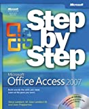 Microsoft Office Access 2007 Step by Step (Step by Step Series)