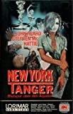 New York - Tanger. Blutspur über den Äquator