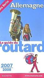 Guide du Routard Allemagne
