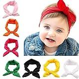 3pcs bandeaux de cheveux de bébé, bandeau pour les petites filles, bébé mignon ou accessoires de...