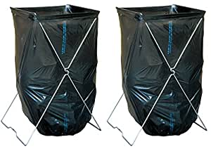 MidWest Gloves and Gear 52D4-EA-AZ-1 Trash Bag Caddy