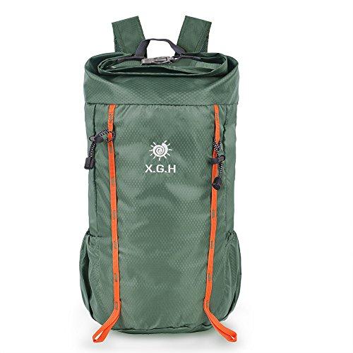 Imagen de vbiger 25l  de escalada  para uso al aire libre  para viajar deportes ocio escalada actividades al aire libre caminar verde ejército