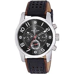 Daniel Klein Analog Black Dial Men's Watch-DK11079-5